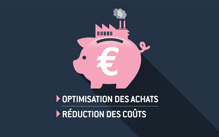 Usine Nouvelle optimisation des coûts