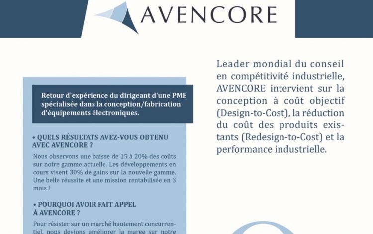 avencore- mittelständischen Unternehmens-Geschäftsführer-