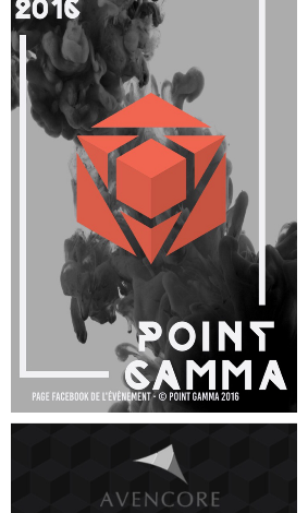 Polytehcnique point-gamma